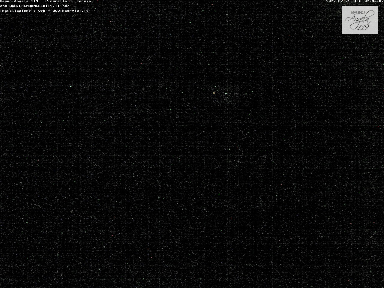 Webcam Pinarella di Cervia